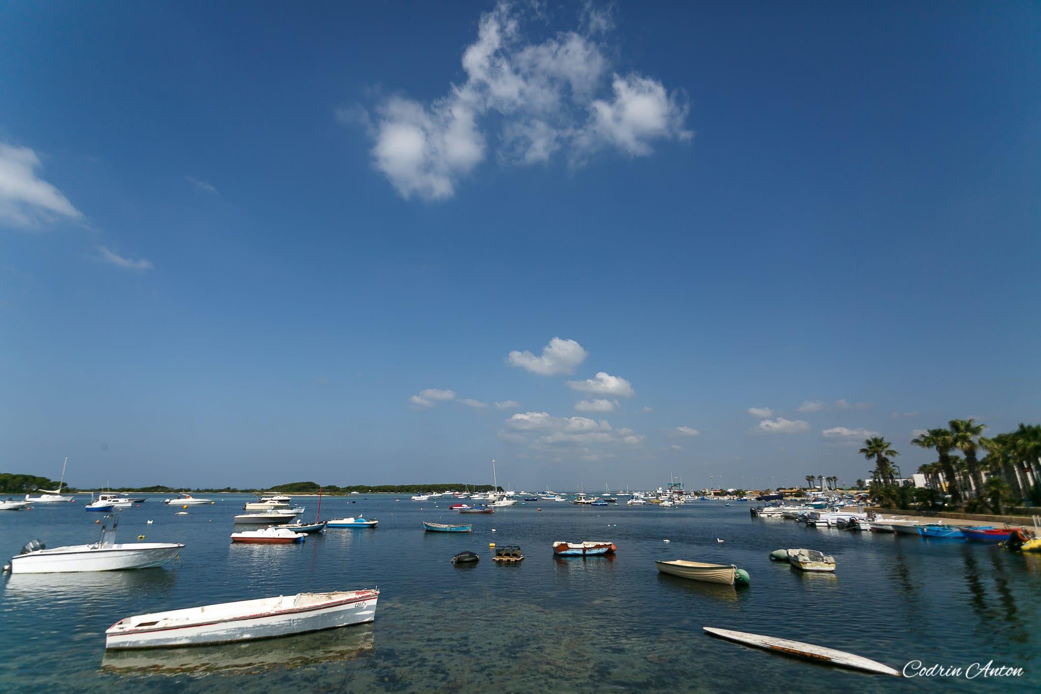 Porto Cesareo – simplitatea unui port ascuns