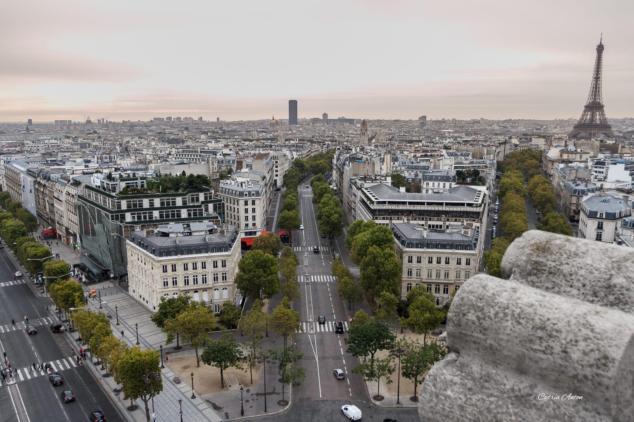 Parisul nu-i un oraş