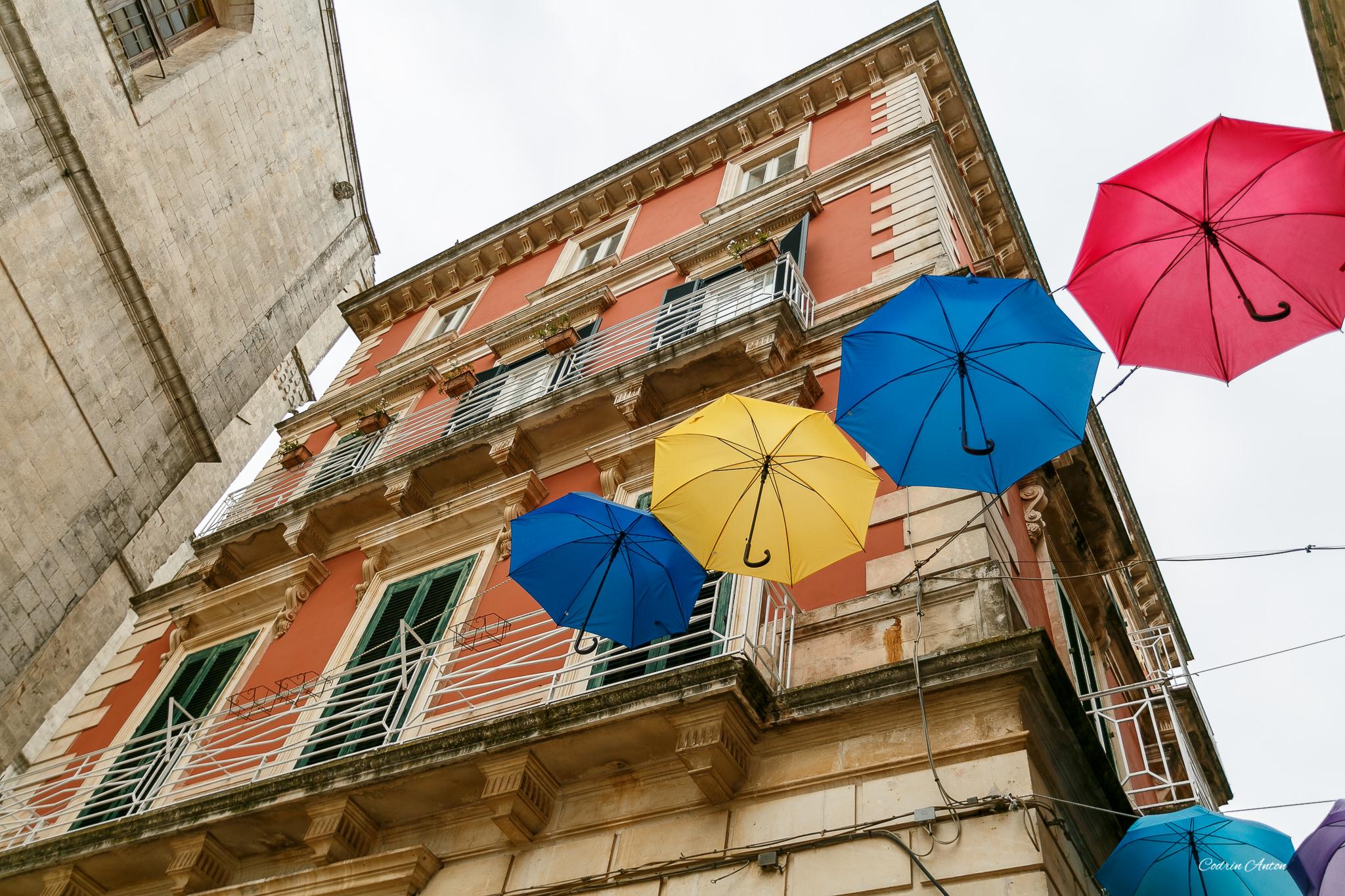 Martina Franca, oraşul liber