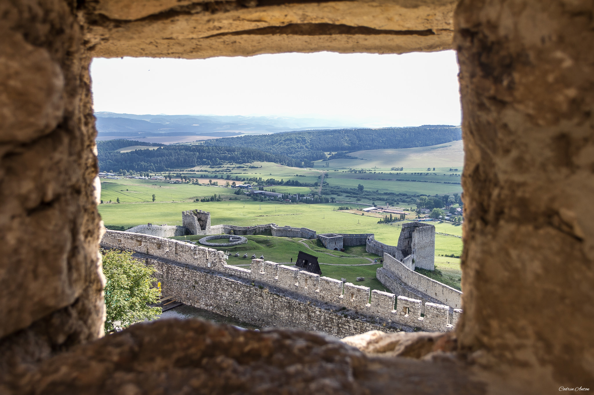 Castelul Spis- frânturi de viaţă din alt secol