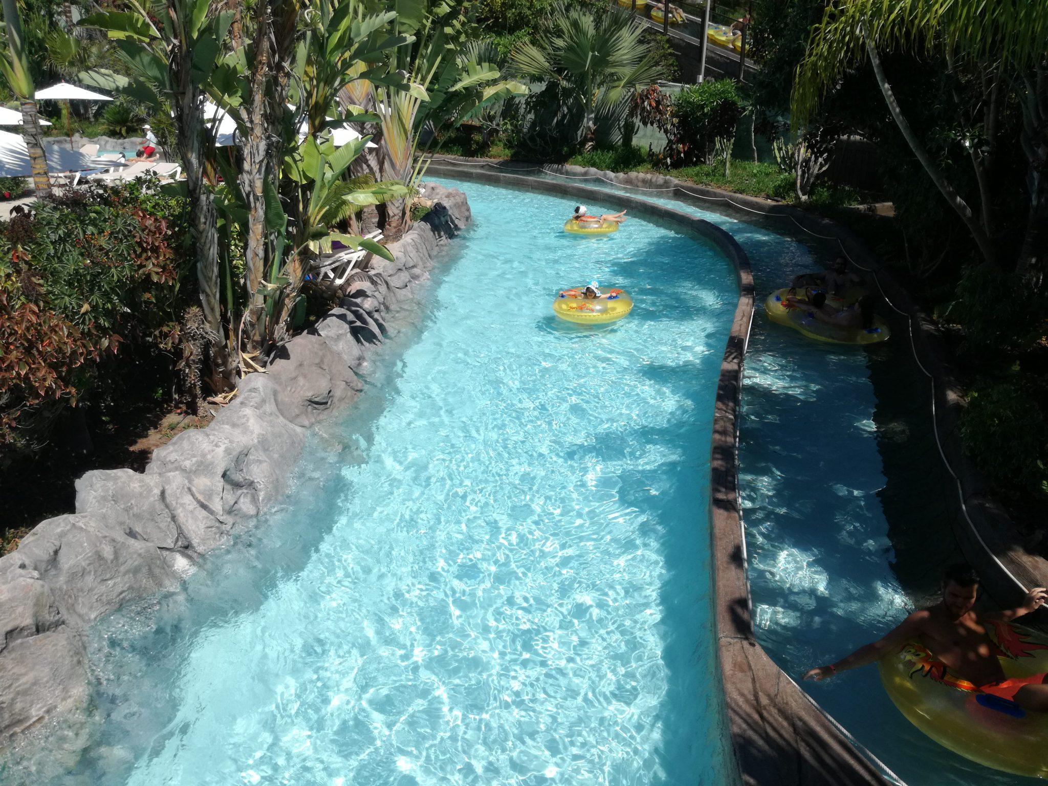 Siam Park – Din tobogan şi din copilărie nu ai cum să cazi!